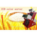 Лучшая машина сортировщика цвета риса на фабрике CCD / Оптическая сортировочная машина с международной службой инженеров