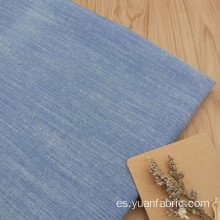 Venta al por mayor Slub Dyed Woven Fabric Online
