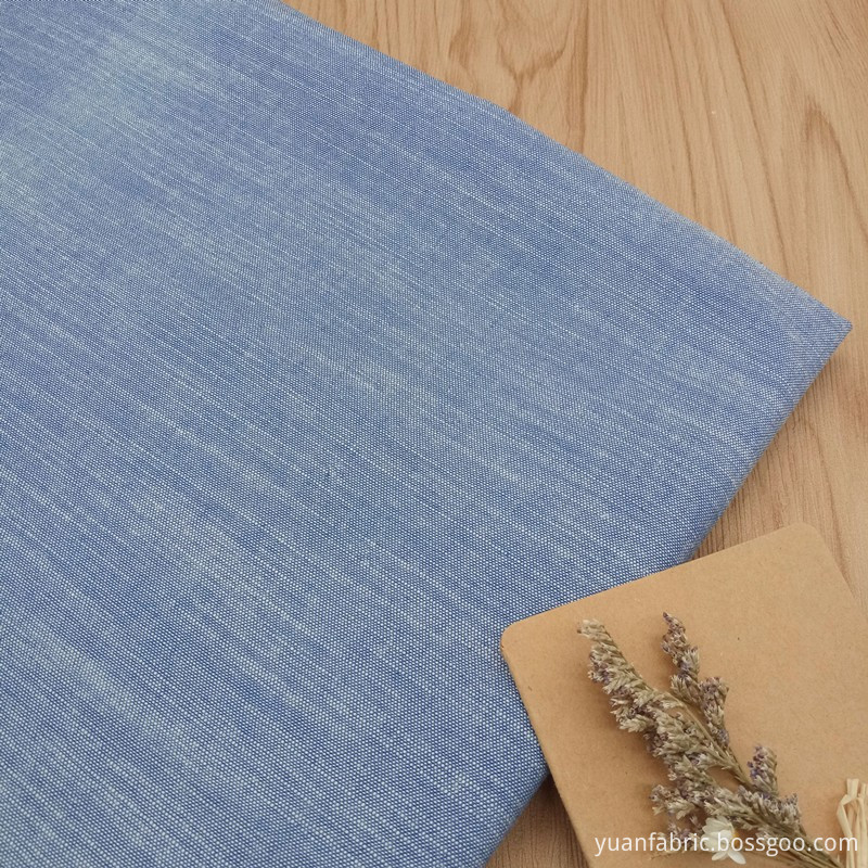 183wholesale Slub Dyed Woven Fabric Online