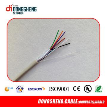 6 Cores Cable de alarma de seguridad
