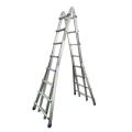 pés de borracha multi-purpose escada telescópica