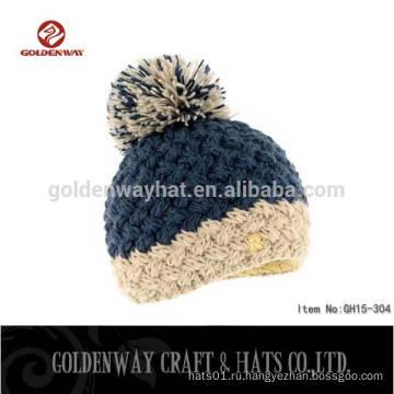 2016 Custom хлопка вышивка трикотажные хип-хоп шапочка шляпа