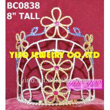 Corona del desfile de la joyería