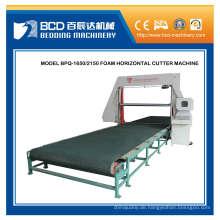 Automatische horizontale Schaum Maschine Cutter Maschinen (BPQ-WD)