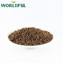 pellet orgánico natural de la semilla del té del fertilizante, pelotilla de la saponina