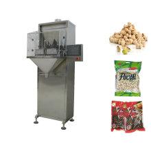Máquina semi-automática de enchimento e embalagem de grânulos