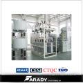 Regulador de voltagem reativo automático