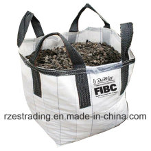 Fond plat sacs plastique/alimentaire emballage/Jumbo Big Bag