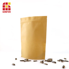 Food Bags Kraft Paper Stand Up Pouch
