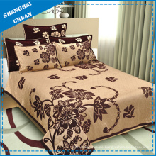 Baumwollbettwäsche und Bettdecke Bettlaken (Set)