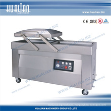 Hualian 2015 Double Vacuum Packing Machine with Gas (HVC-610S/2A-G)