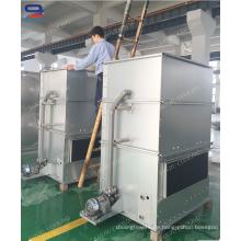 8 Ton Superdyma Geschlossener Kreislauf Gegenstrom GTM-15 Nicht geöffnet Kleiner Energiesparender Nasskühlturm