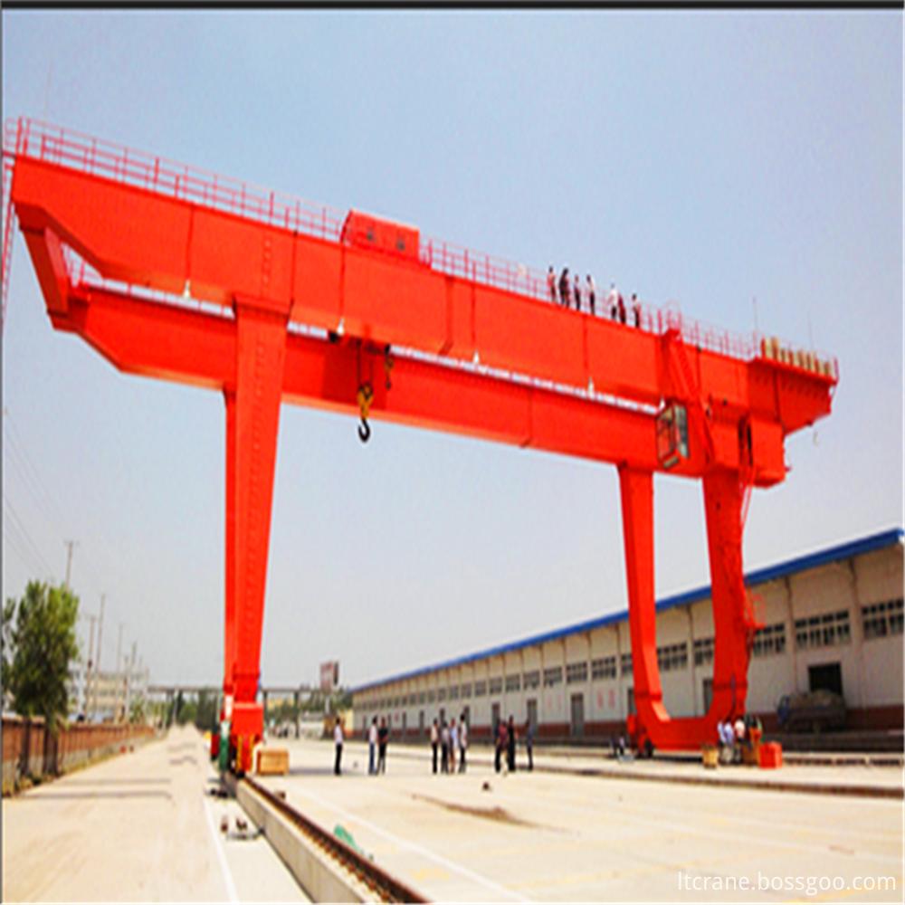 LT gantry crane3-500T