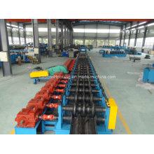 Drei Wellen-Schienen-Rollen-Umformmaschine