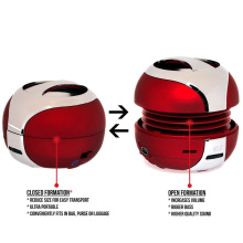 Portable Mini Capsule Bluetooth Speaker
