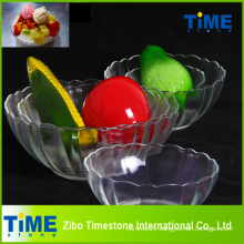 Glass Bowl for Shaved Ice Cream and Fruits (15033101)