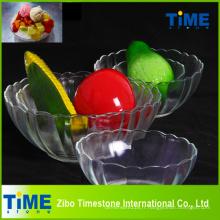 Bol en verre pour crème glacée et fruits râpés (15033101)