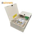 Mini divisor terminal óptico do PLC da caixa de junção 1X32 de FTTH