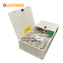 FTTH Mini Optical Terminal Junction Box 1X32 PLC Splitter