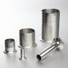 Acoplamiento sanitario de manguera de acero inoxidable Ss304 316L Fabricante