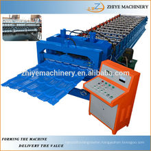 Roof Used Glazed Steel Cold Rolling Machine Chinese Supplier