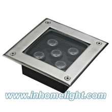 Square led underground lights 5W IP68