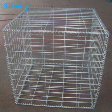Venta al por mayor Galvanized Welded gabion box