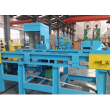 Low cost sawmill line for board cutting
