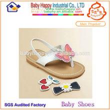 Sandalias de los deslizadores de los niños del flip flop de la suposición