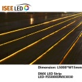 16 Pixels por Metro DMX Led Strip