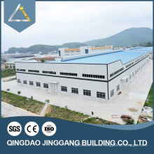 1000 Square Meter Prefab Galvanized Steel Building