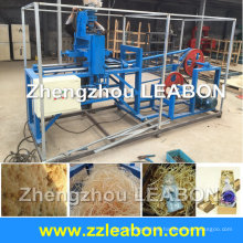 600-800kg/H Wood Wool Making Machine for Shaving Board, Wood Wool Machine for Acoustic Panel