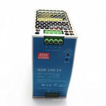 MEANWELL NDR-240-24 Fonte de alimentação para trilho DIN 24V 10a
