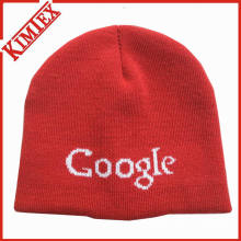Fashion Acrylic Knitted Hat Jacquard Beanie