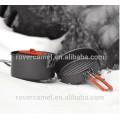Fogo Maple festa-1 1-2 panelas de pote de pessoa conjunto panelas de metal portátil Camping potes prático exterior potes