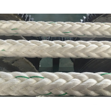 12- Stand Polypropylene Filament Rope Mooring Rope