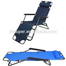 Estilo de cadeira dobrável e Cadeira de gravidade zero confortável totalmente confortável para o braço