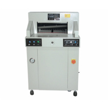Hydraulic digital display paper cutting machine