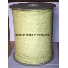 Cordage de fibre d'aramide haute performance