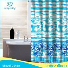 Most Popular Hookless Shower Curtain Coconut Tree Design