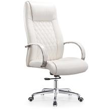 Chaise de bureau en cuir de patron haut de gamme moderne à chaud, haute vente (HF-A1526)