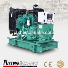 Factory bottom price 60HZ 30kw electronic generator diesel with cummins engine 4BT3.9-G2