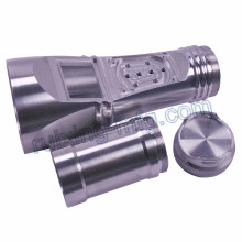 Torch Machining Aluminum Parts