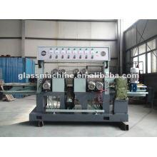 QJ877A-8-2 del nuevo diseño con 8 ejes de la máquina de pulir de cristal