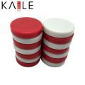 Conjunto de ajedrez de plástico Backgammon de ajedrez rojo y blanco