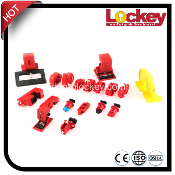 Pin di Standard Circuit Breaker Lockout