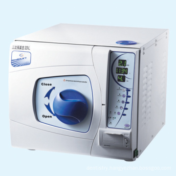 Dental Autoclave Steam Sterilization Vacuum Sun 23-II-D