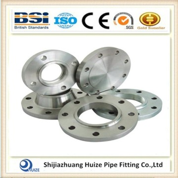 Mild steel slip on flange