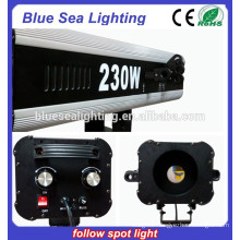 Factory price stage show wedding 7R 230W follow Spot light