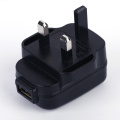 USB switching charger UK plug 5V